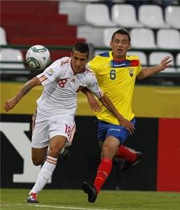 6 powołanych do kadry Hiszpanii U21
