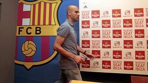 Guardiola o wyborze Tito Vilanovy