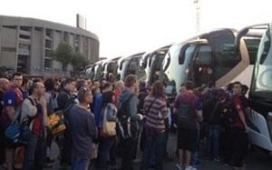 Culés w drodze do Madrytu