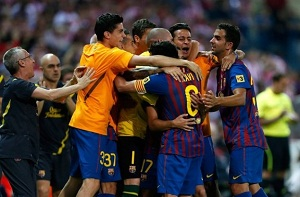Oceny za mecz Athletic Bilbao – FC Barcelona