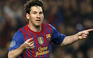 Messi – najlepszy piłkarz Europy