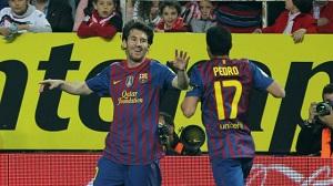 Messi, Pedro i Xavi na czele strzelców ery Guardioli