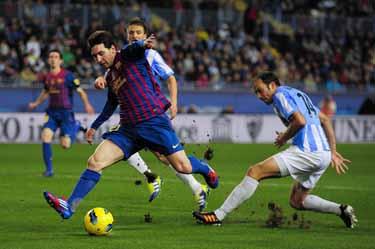 Zapowiedź spotkania FC Barcelona – Málaga CF