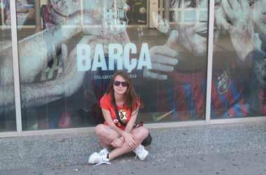Relacja z podróży do Barcelony – część II