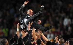 Guardiola: Nigdy mnie nie stracicie!