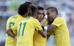 Dani Alves z szansą na Igrzyska Olimpijskie