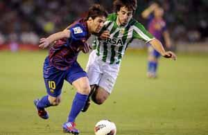 Leo Messi o krok od Pichichi