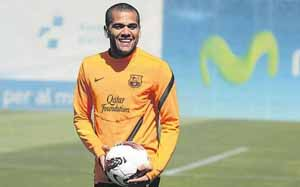 Menezes nie skreśla Alvesa