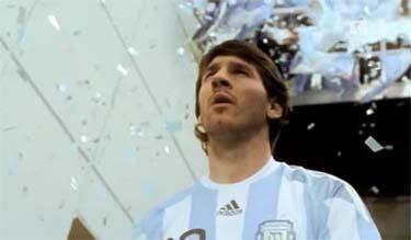 Lionel Messi, najlepszy piłkarz na świecie – film