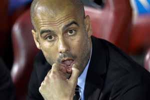 Chelsea i United wzdychają do Guardioli
