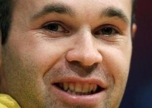 Iniesta: Euro 2012 będzie trudniejsze niż Mundial