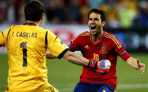 Hiszpania w finale Euro 2012