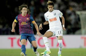 Alves: Pora na przeprowadzkę Neymara