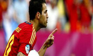 Cesc Fàbregas: Stan murawy był tragiczny