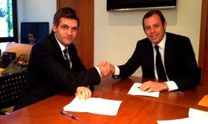 Tito podpisał dwuletni kontrakt