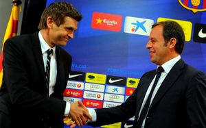 Rosell: Tito jest wszystkim czego chcę