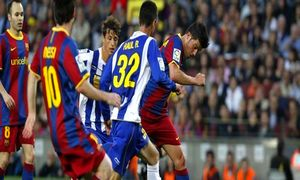 31 lipca Barça zagra z Espanyolem