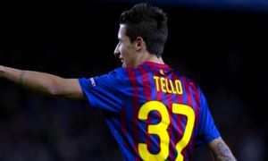 Wenger chce Tello