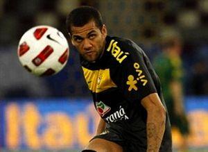 Barça może ukarać Daniego Alvesa