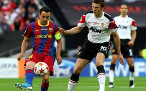 Barça i Manchester United zagrają sparing 8 sierpnia