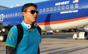 Thiago Silva chce grać dla Barçy