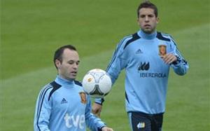 Alba – Iniesta nowym, zabójczym duetem Barçy?