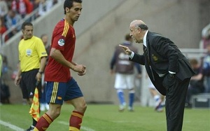 Del Bosque: Nie jestem sfrustrowany