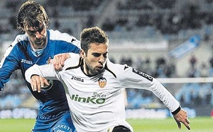 "Jordi Alba ""gra"" dla Barçy"