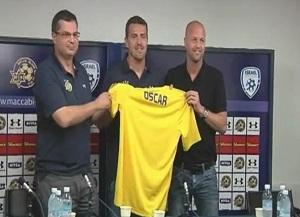 Z Barçy do Maccabi de Tel Aviv