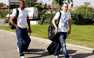 Piłkarze Barçy dołączyli do La Roja