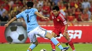 Chińscy zawodnicy o FC Barcelonie