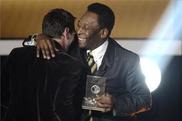 Pelé: Messi jest lepszy niż Cristiano Ronaldo