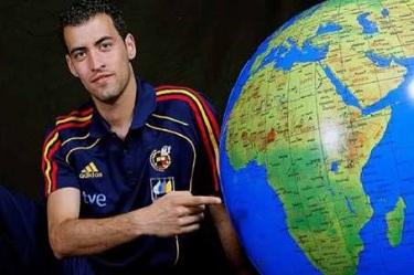 EURO 2012: Profil Sergio Busquetsa