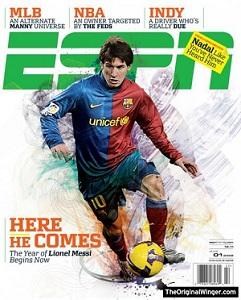 ESPN FAIL: Jak zagra Messi na Euro 2012?