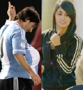 Leo Messi będzie miał syna