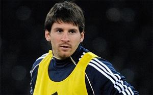 Messi: Mam nadzieję, że Tito zostanie długo