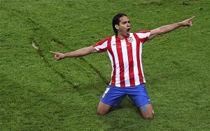 Falcao dementuje plotki o przejściu do Barçy
