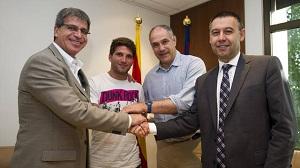 Planas przedłużył kontrakt z FC Barceloną