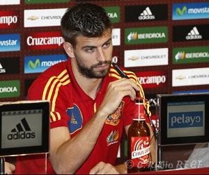 Piqué: Alba to piłkarz, który mnie zaskoczył