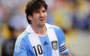 Messi: Jadę na wakacje spokojny i szczęśliwy