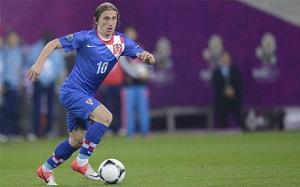 Modric: Iniesta jest najlepszy na świecie