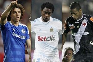 """David Luiz, N""""Koulou i Dedé – inne opcje Barçy"""