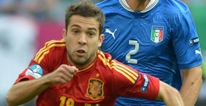 "Jordi Alba – piłkarz ""made in Barça"""