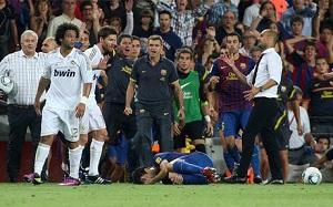 Burmistrz Barcelony chce meczu Superpucharu o 21:00