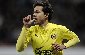 Barça zainteresowana Nilmarem z Villarreal