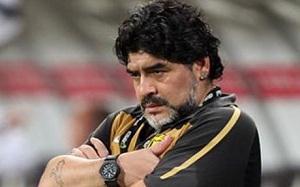 Maradona: Jeśli Bóg pozwoli, Messi da nam Mistrzostwo