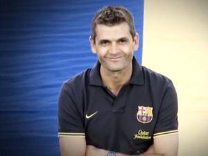 Plan prezentacji Tito Vilanovy