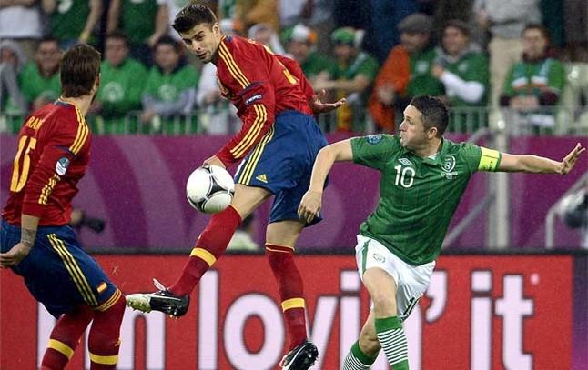 Piqué apeluje o więcej cierpliwości Hiszpanów