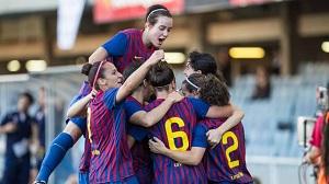 Piłkarki Barçy wezmą udział w Pyrénées Cup