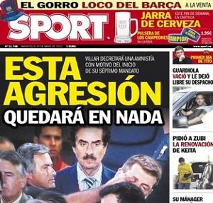Villar potwierdza – amnestia dla Tito i Mou